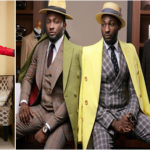 Mode africaine homme : collection Caesar couture 2016.