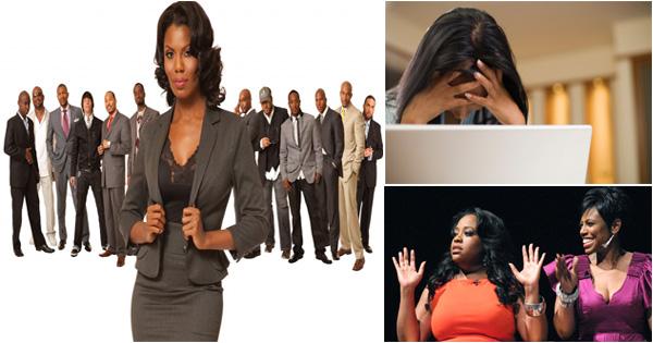 successful black women single