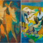 Barrington Watson : peintre jamaïcain.