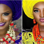 Bijoux et perles africaines – Mariage traditionnel africain.