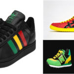 10 chaussures d'inspiration reggae.