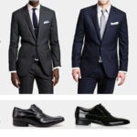 Quelles chaussures portées avec un costume homme ?