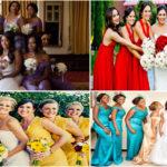 Demoiselles d'honneur : quelles couleurs de robes choisir ?