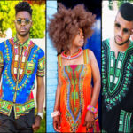 Dashiki – tenue traditionnelle du peuple Yoruba au Nigeria.