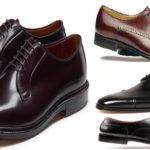 Derbies  – chaussures de ville homme.