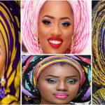 Maquillage et gele – la beauté africaine.
