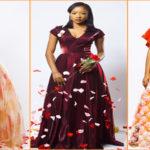 Mode africaine : Nova couture présente la collection 2016 « Lady Valentina. »