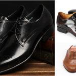 Oxford (Richelieu) – chaussures classiques pour hommes.