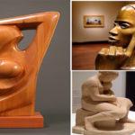 Elizabeth Catlett  – sculptrice américano-mexicaine.