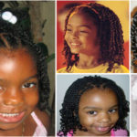 Twist Hairstyles for Black Baby Girl | Kids Styles