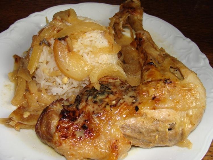 yassa-poulet
