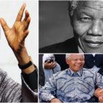 Nelson Mandela : héros de la lutte anti-apartheid.