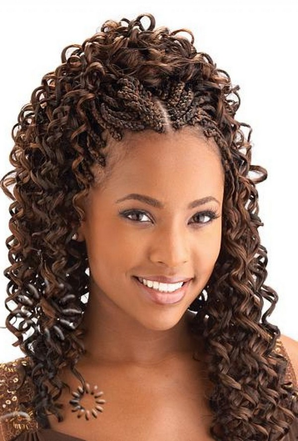 Pick And Drop Braid Hairstyles for Black women – Afroculture.net