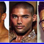 Style : barbe de 3 jours – Homme noir & métis.