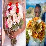 Fleurs et Bouquets de mariée pour un mariage africain réussi.