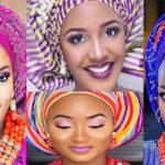 Mariage africain : maquillage & gele spéciale mariée.