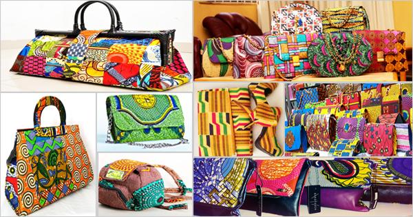 sacs et pochettes en tissu africain mode ethnique. Black Bedroom Furniture Sets. Home Design Ideas