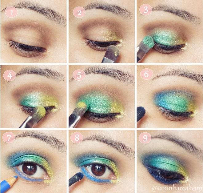 Brazil Makeup Tutorial