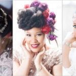 Coiffure de mariage cheveux crépus | Ebony Clark