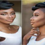 Coiffure pour mariée cheveux crépus  | Inspiration Charis Hair