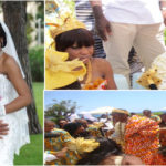 Celebrity wedding: Didier Drogba and Lalla Diakité