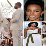 Celebrity Wedding: Kelly Rowland and Tim Witherspoon