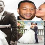 Mariage de stars : Jhon Legend et Chrissy Teigen