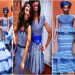 Shweshwe: South african traditional clothing