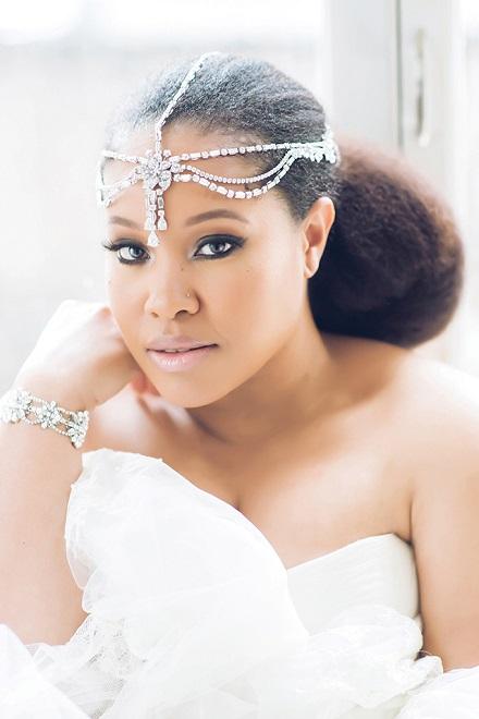 Coiffure De Mariage Cheveux Crepus Ebony Clark Afroculture Net