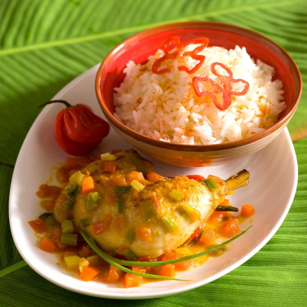 C est un plat phare et incontournable des antilles on - Cuisine creole antillaise ...