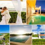 Destination mariage : mariage de rêve à Anguilla.