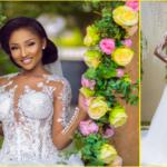 Robe de mariée & maquillage Valérie Lawson | PistisGh