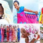 Salouva: Mayotte traditional clothing