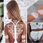 White Tattoo – tatouage temporaire | Tendance mode