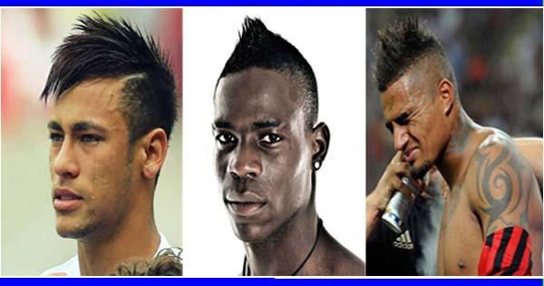 Coupe de cheveux homme black crete