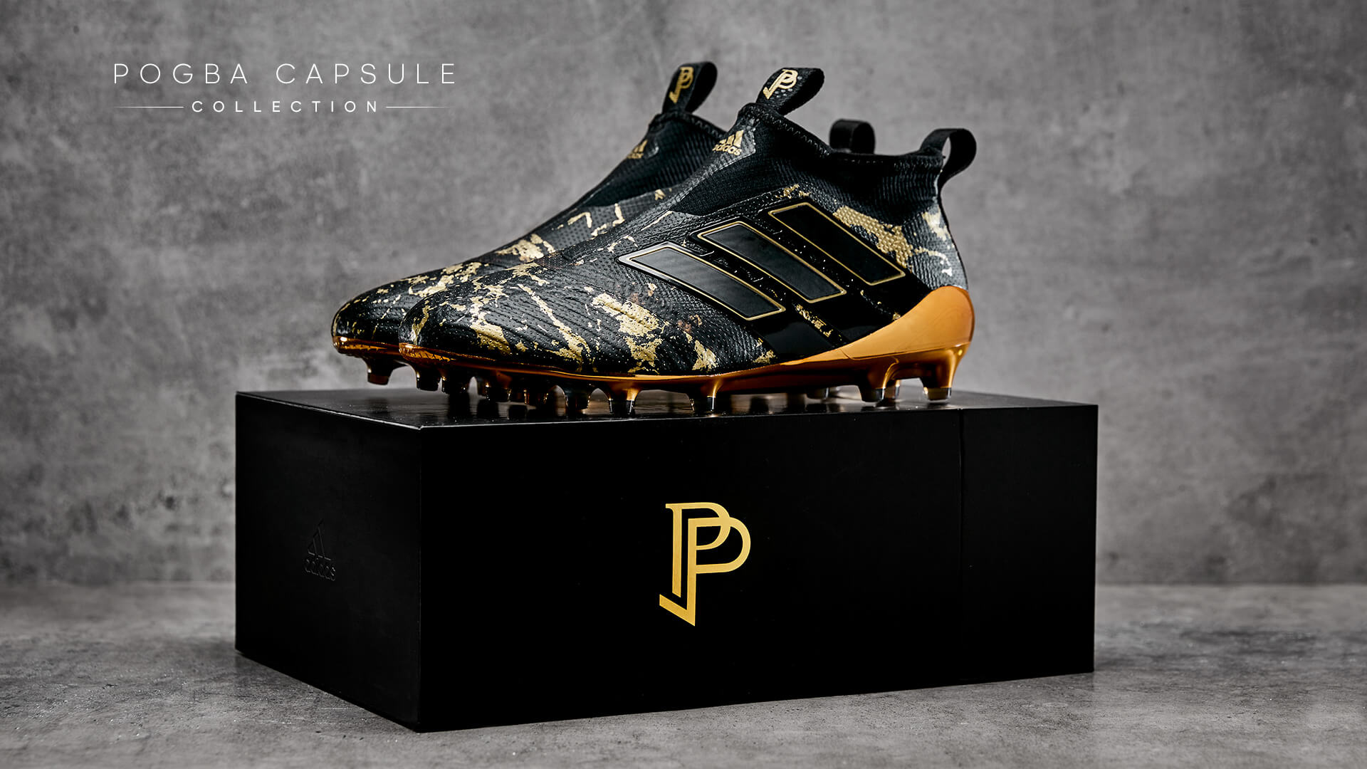 d9476932c55b Paul Pogba and Adidas present capsule collection 2017 – Afroculture.net