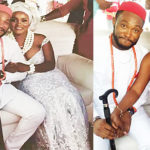 Traditional Wedding: Nigerian actor Blossom Chukwujekwu & Maureen Esisi
