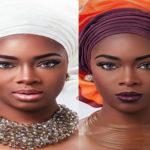 4 magnifiques mariées africaines | Inspiration Lola Brides
