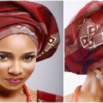 L'actrice Tonto Dikeh est sensationnelle en tenue traditionnelle