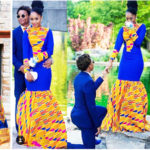 Prom night: 15 amazing couples in African Print Prom clothes