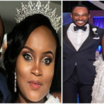 Mariage de stars : l'acteur nigérian Blossom Chukwujekwu & Maureen Esisi