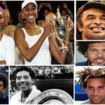 Les grands joueurs de tennis noirs de l'histoire