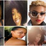 Célébrités noires américaines avec leurs vrais cheveux