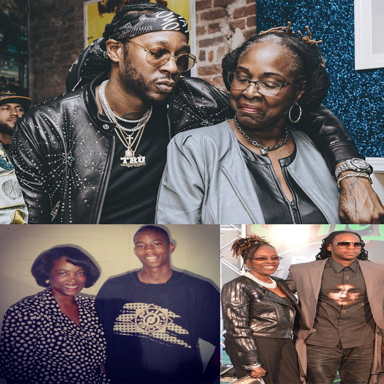 14 Rappers Raised By Single Moms – Afroculture net