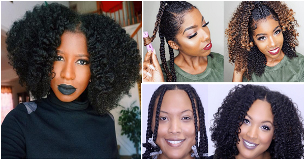 Braid Out How To Have Natural Curly Hair Black Biracial Hair