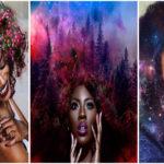 La magie et la beauté des cheveux afros naturels | Art Pierre Jean-Louis