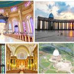 Visiter la Basilique Notre-Dame de la paix | Voyage Côte d'Ivoire