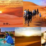 Visiter les dunes de Merzouga de l'erg Chebbi  | Tourisme au Maroc