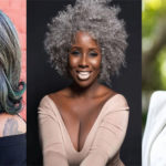Gray hair: 11 beautiful hairstyles for black women of 50 years