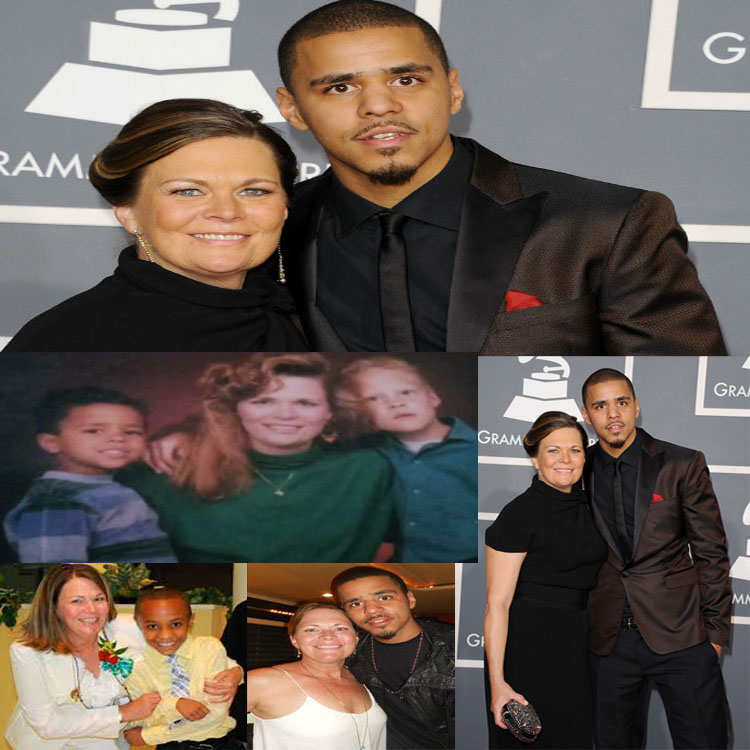 J Cole And His Mother 14 Rappers Rais...